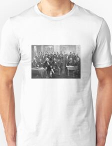 Our Presidents 1789 - 1881 T-Shirt