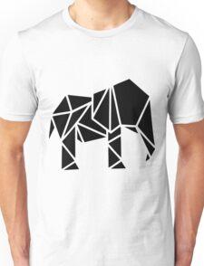 Cool Cut Elephant Unisex T-Shirt