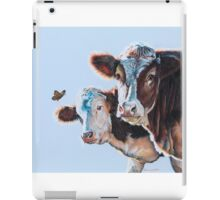 Just Another Day In The Paddock iPad Case/Skin