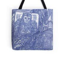 komik rebel Tote Bag
