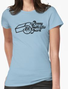 Penny Whistle park Womens Fitted T-Shirt