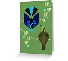 Bird of Paradise 7 Greeting Card