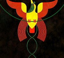 Bird of Paradise 8 by Scott Partridge