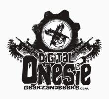 Digital Onsie: The Karma Tribute by GearZandBeers