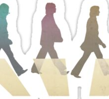 Under Abbey Road Sticker