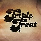 Triple Treat Mono by kaligraf