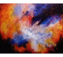 COSMIC CLOUDS Photographic Print