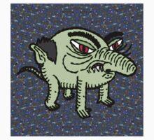 Gutter Troll by mrjoejon