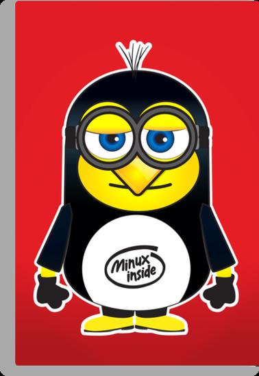 Minux Minion II by kridel