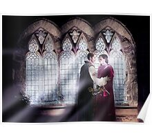 Outlaw Queen - Christmas In the Camelot Castle Poster