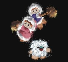 Abstract Ice Climber Duo Kids Clothes