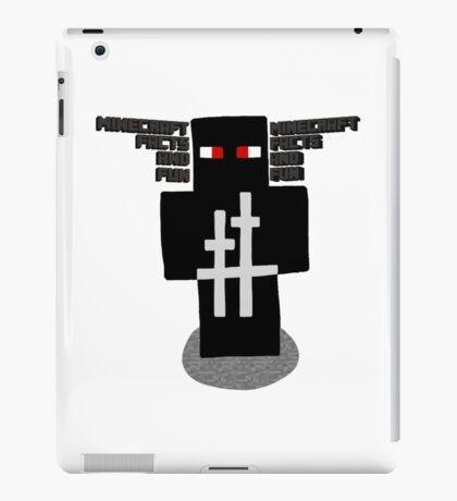 Ninja Design | Minecraft Facts And Fun iPad Case/Skin