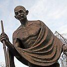 Mahatma Gandhi In Washington by Cora Wandel
