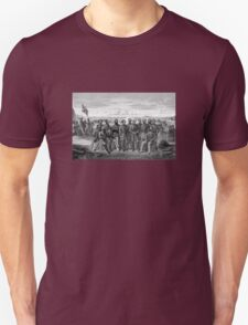 The Generals Of The Confederate Army Unisex T-Shirt