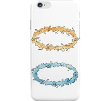 Portal Japanese Watercolor Style iPhone Case/Skin