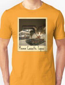 Mmmm Cassette Tapes T-Shirt