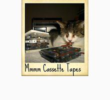 Mmmm Cassette Tapes Unisex T-Shirt