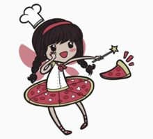 Pizza Fairy by roryseviltwin