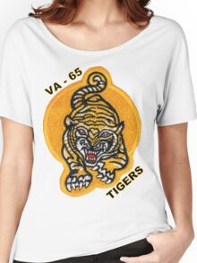 VA-65 Tigers Patch Women's Relaxed Fit T-Shirt