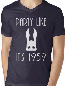 1959 Mens V-Neck T-Shirt