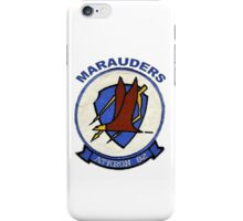 VA-82 Marauders Patch iPhone Case/Skin