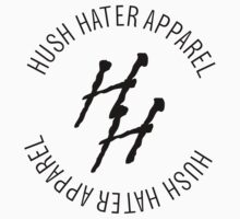 Hush Hater Double H Seal by hushhater