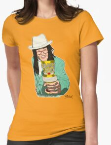 Lil' John Mulaney Womens Fitted T-Shirt