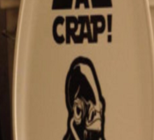 Ackbar-It's A Crap Sticker