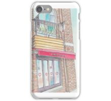 Cafe Marion iPhone Case/Skin