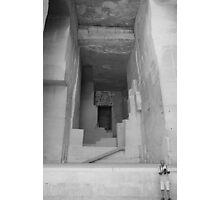 Cathédrale d'Images at Les Baux de Provence Photographic Print
