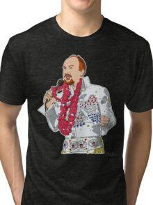 The King Tri-blend T-Shirt
