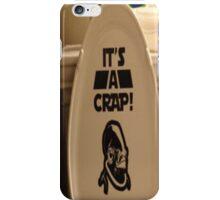 Ackbar-It's A Crap iPhone Case/Skin