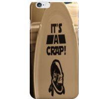 Ackbar-It's A Crap iPhone Case/Skin