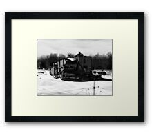 As it once was Framed Print