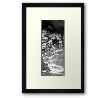 ©TSS The Sun Series IX Monochrome Framed Print