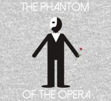 he's here, the phantom of the opera by jenniferlothian
