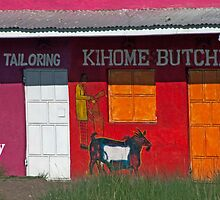 Kihome Butchery by phil decocco