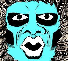 Twilight Zone Gremlin by Joseph Uzzo