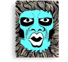 Twilight Zone Gremlin Canvas Print