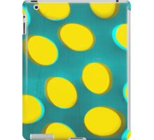 Yellow Eggs iPad Case/Skin