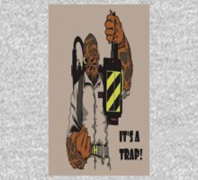 Ackbar Ghostbusters Spoof Kids Clothes