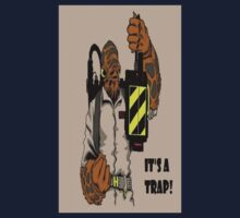 Ackbar Ghostbusters Spoof T-Shirt