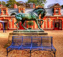 Waddesdon Manor Stables by English Landscape Prints