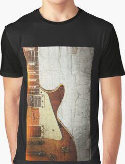 Guitar Vibe 1- Single Cut '59 Graphic T-Shirt