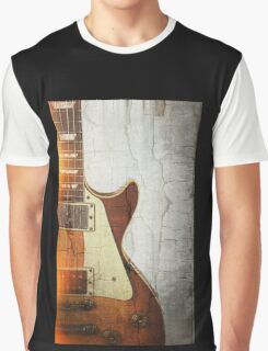 Guitar Vibe 1- Single Cut '59 Graphic T-Shirt