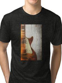 Guitar Vibe 1- Single Cut '59 Tri-blend T-Shirt