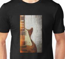 Guitar Vibe 1- Single Cut '59 Unisex T-Shirt