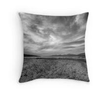 Luskentyre, Isle of Harris Throw Pillow
