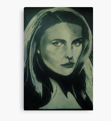 Natalie Portman Canvas Print