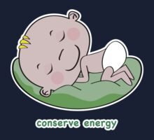 Conserve Energy Kids Tee